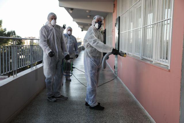 Ζαχαράκη : Τι θα γίνει με τα σχολεία λόγω κορωνοϊού | in.gr