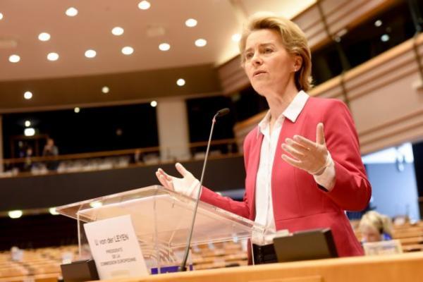 Κοροναϊός : Σχέδιο Μάρσαλ προτείνει η Κομισιόν – Μαίνεται ο διχασμός της ΕΕ για το ευρωομόλογο