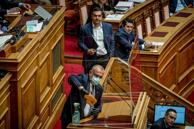 Τσίπρας και Γεννηματά : Μπρα-ντε-φερ για την προοδευτική συνεργασία
