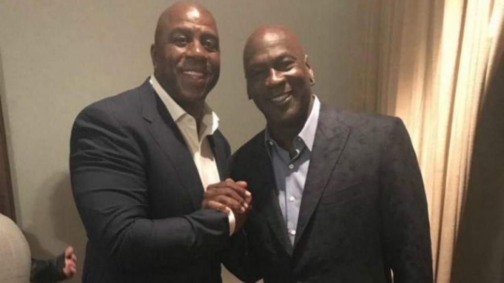 Μάτζικ : «Οι Lakers των Σακ-Κόμπι θα κέρδιζαν τους Bulls του 1998»