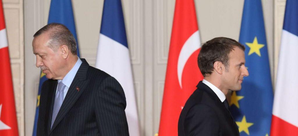 Διπλωματική σύγκρουση Γαλλίας – Τουρκίας για Λιβύη και προσφυγικό