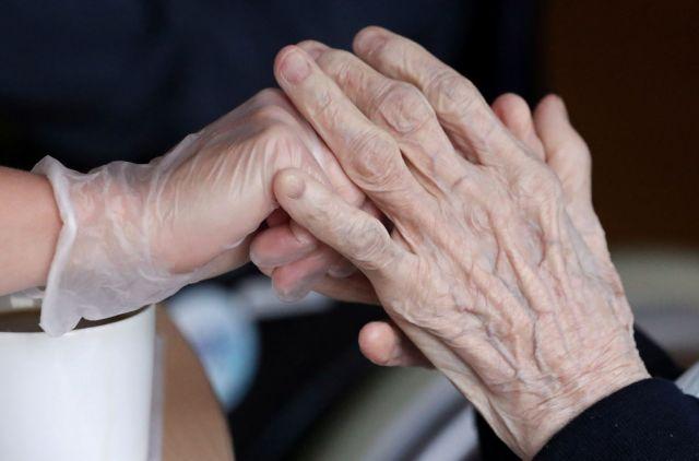 Κοροναϊός – Βέλγιο : Ωρολογιακή βόμβα τα γηροκομεία – Καταγράφουν το 50% των θανάτων