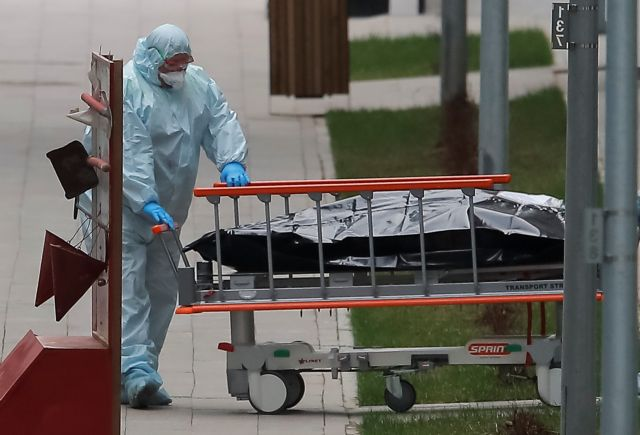 Κοροναϊός : Στους 117 οι νεκροί – Κατέληξε και άλλος ασθενής στη Θεσσαλονίκη
