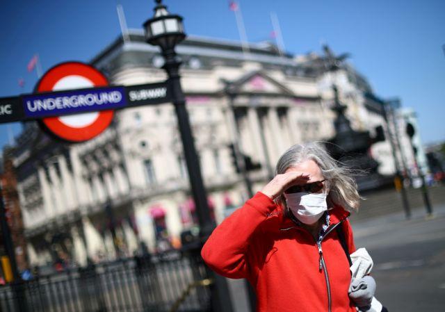 Εφιαλτική εκτίμηση FT: Εως και 41.000 οι θάνατοι από κοροναϊό στη Βρετανία