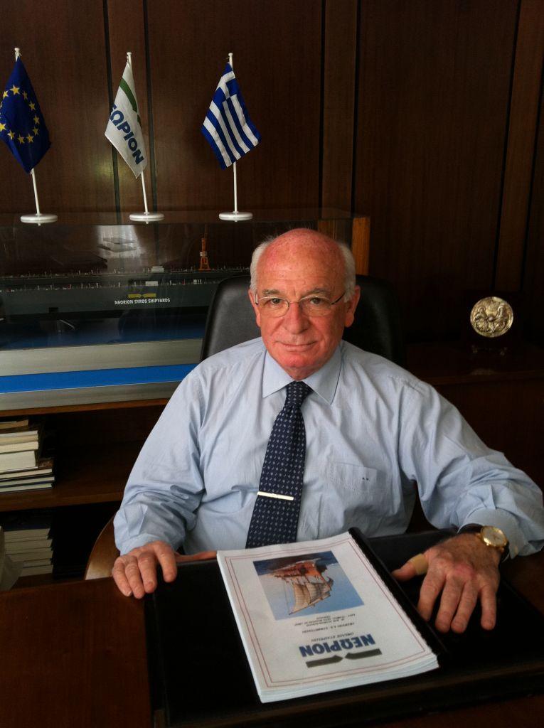 Πέθανε ο ναυπηγός και επιχειρηματίας, Κωνσταντίνος Κοκκάλας
