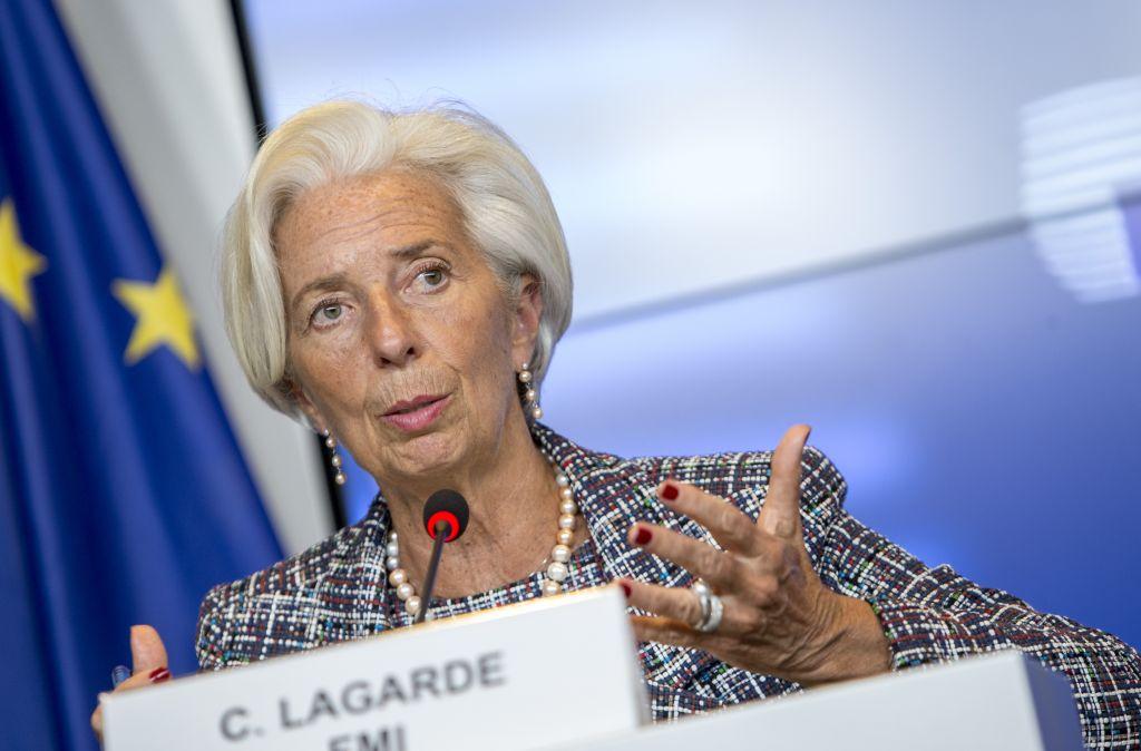 Λαγκάρντ : Πώς η ΕΚΤ βοηθά τις επιχειρήσεις και τα νοικοκυριά στην κρίση του κορωναϊού