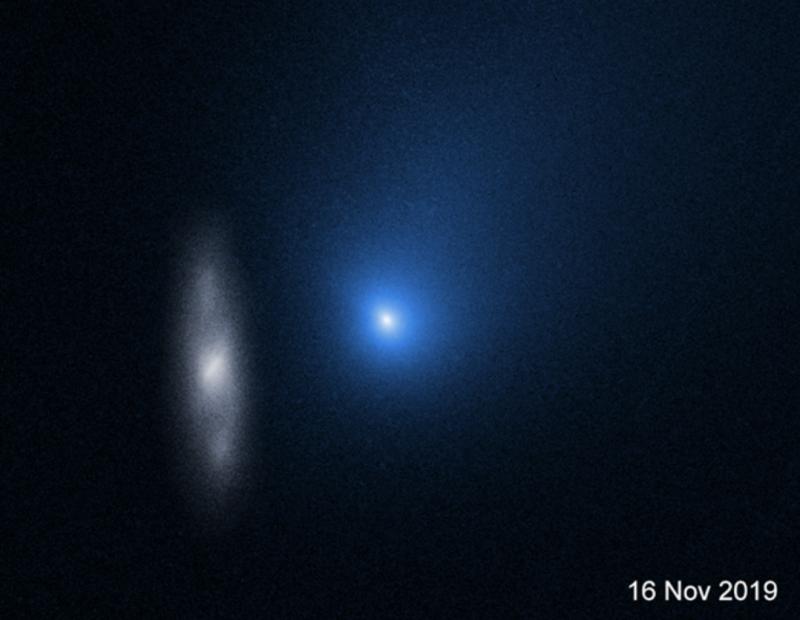 «Μπορίσοφ»: Οι εκπλήξεις που κρύβει ο πρώτος διαστρικός κομήτης που εισέβαλε στο ηλιακό μας σύστημα