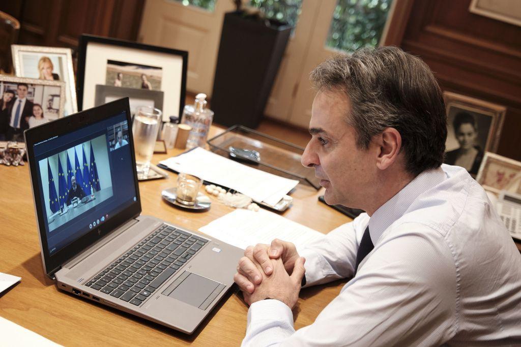Τηλεδιάσκεψη Μητσοτάκη – Σαρλ Μισέλ : Τι ζήτησε ο πρωθυπουργός από την ΕΕ για τον τουρισμό