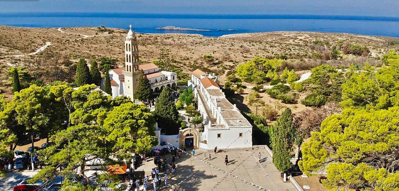 Παναγία Μυρτιδιώτισσα : Των Κυθηρίων δόξα | in.gr