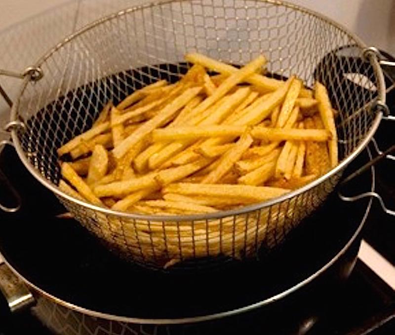 Να τρώτε περισσότερες τηγανιτές πατάτες είναι η προτροπή στους Βέλγους