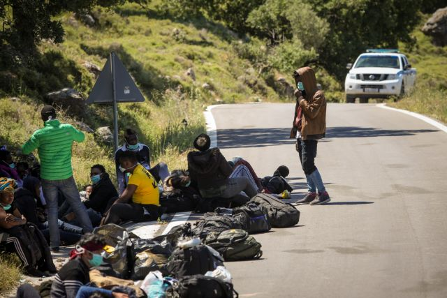 Νομοσχέδιο για το άσυλο: Κανόνας η κράτηση των προσφύγων στο όνομα της «εκκαθάρισης» | in.gr