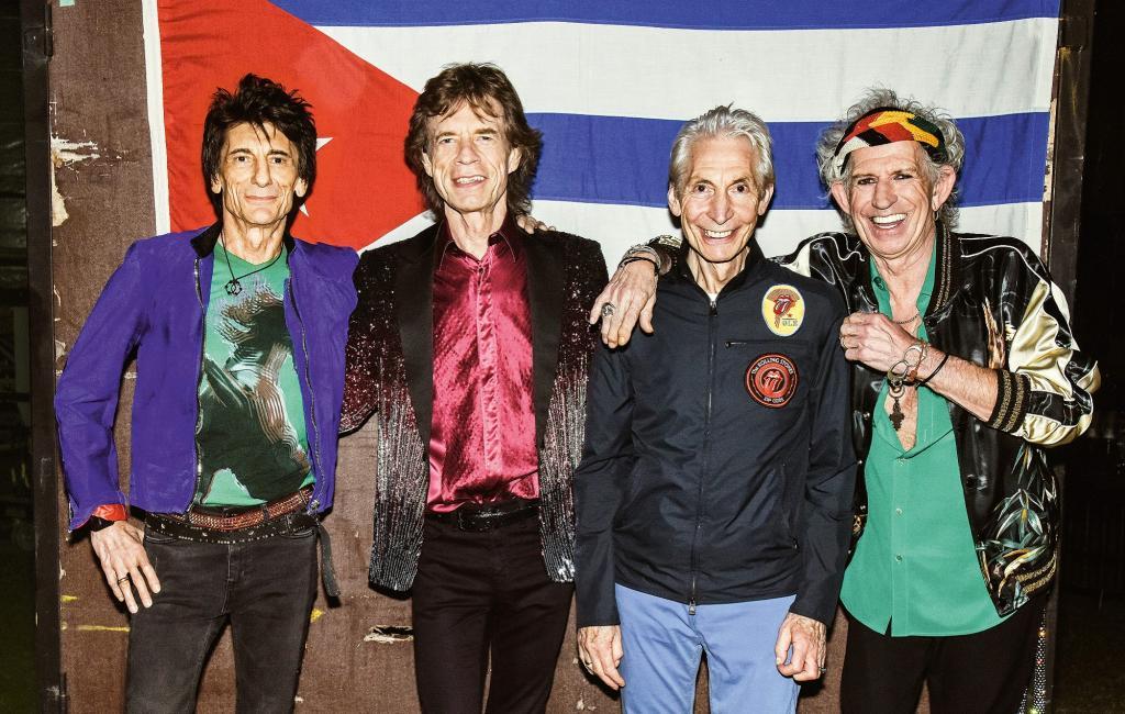 Οι Rolling Stones επιστρέφουν με αποκλειστικό υλικό από παλιές τους συναυλίες