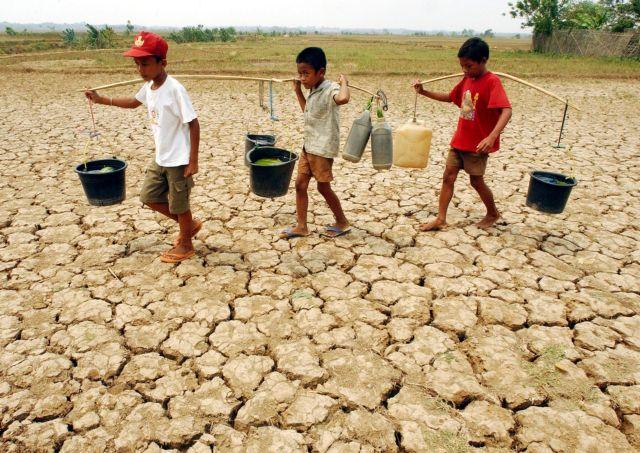 Κλιματική αλλαγή : Σοκαριστική μελέτη για τα φαινόμενα φονικού συνδυασμού ζέστης και υγρασίας