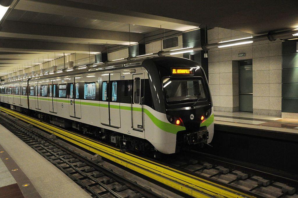 Μετρό : Τον Ιούλιο σε Αγία Βαρβάρα, Κορυδαλλό και Νίκαια