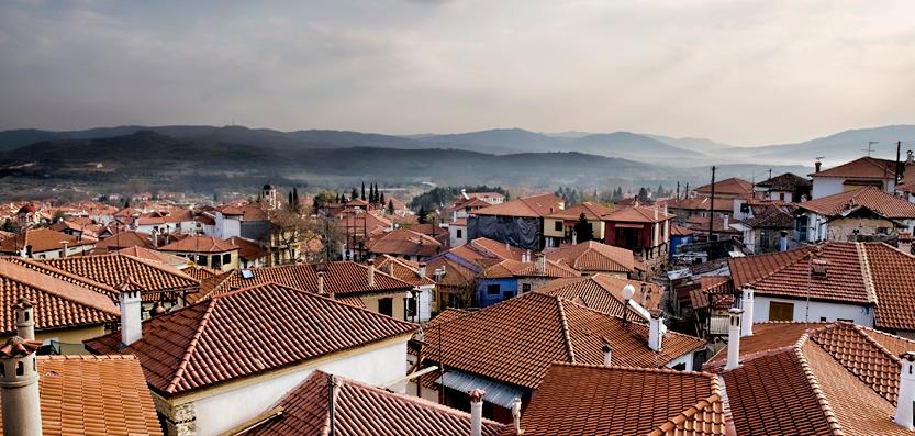 Αρναία Χαλκιδικής : Ιστορίες της Λιαρίγκοβας