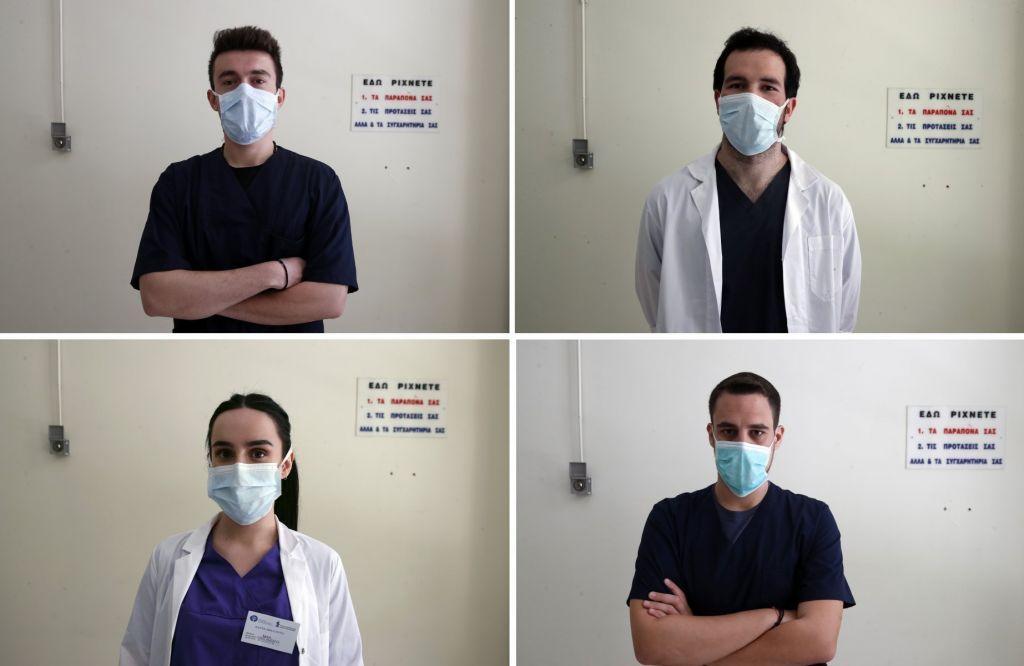 Συγκινητικό αφιέρωμα του Associated Press στους μικρούς ήρωες του νοσοκομείου «Σωτηρία» | in.gr