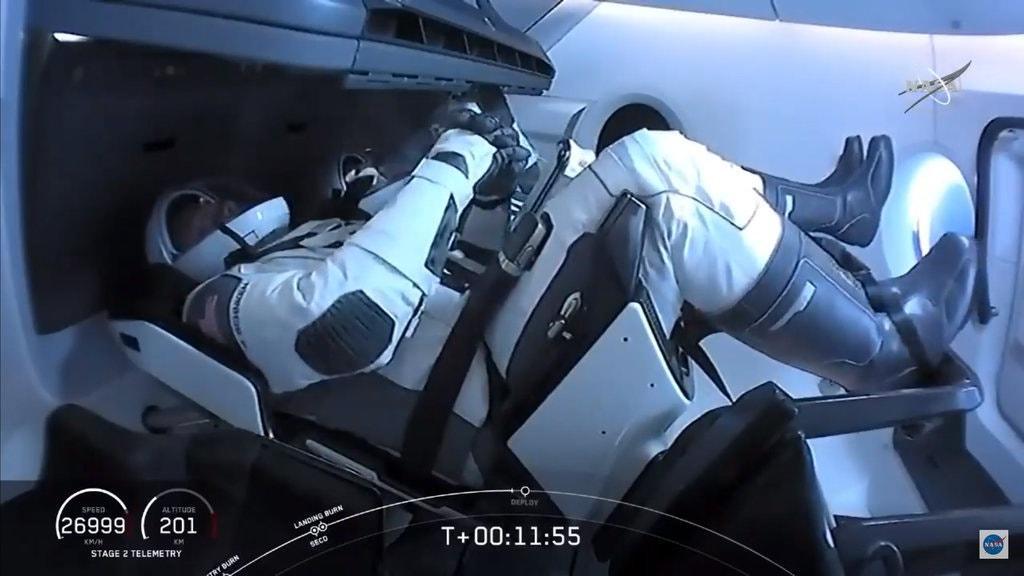 Δείτε live την ιστορική πτήση της SpaceX στο Διάστημα – Πότε αναμένεται να φτάσει