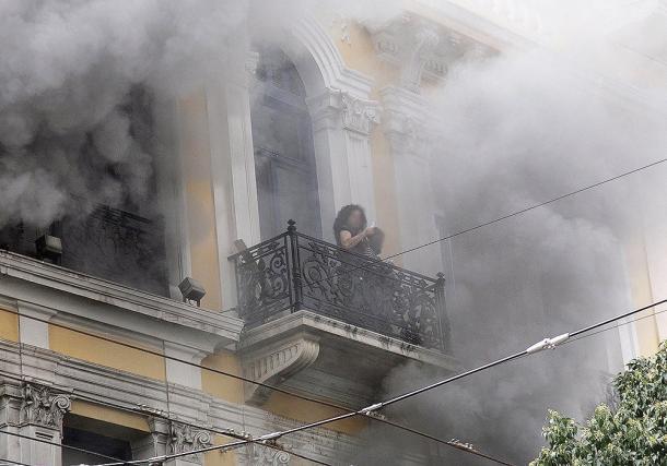 Υπόθεση Marfin : Παραίτηση του ελληνικού δημοσίου από τις αναιρέσεις