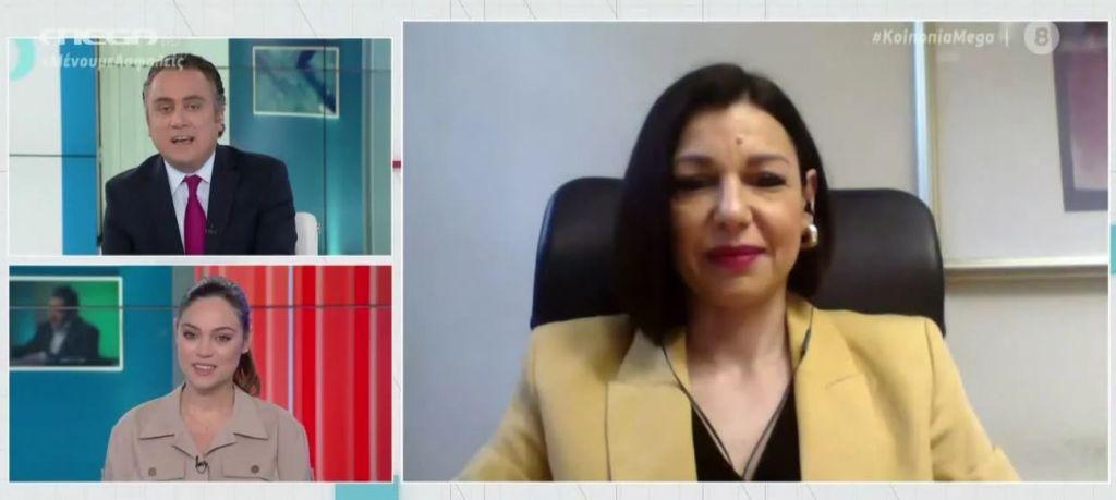 Πελώνη στο MEGA: Στόχος και η σύναψη συμφωνίας με την Αίγυπτο