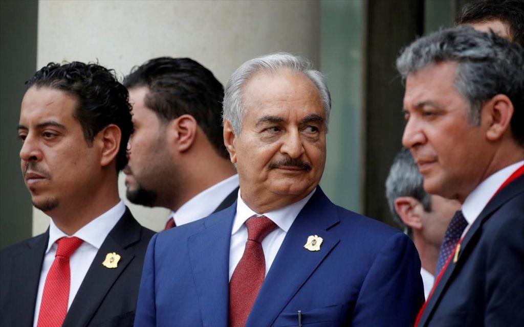 Συμφωνία με Ελλάδα για ΑΟΖ ζητά και η Βουλή της Λιβύης που πρόσκειται στον Χαφτάρ