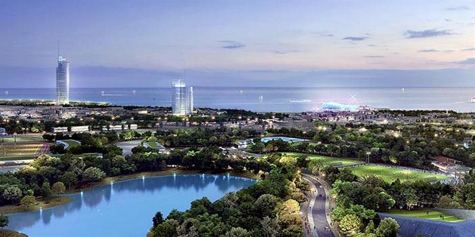 Γεωργιάδης: Σε 3,5 χρόνια καζίνο, δύο ξενοδοχεία και ουρανοξύστες στο Ελληνικό | in.gr