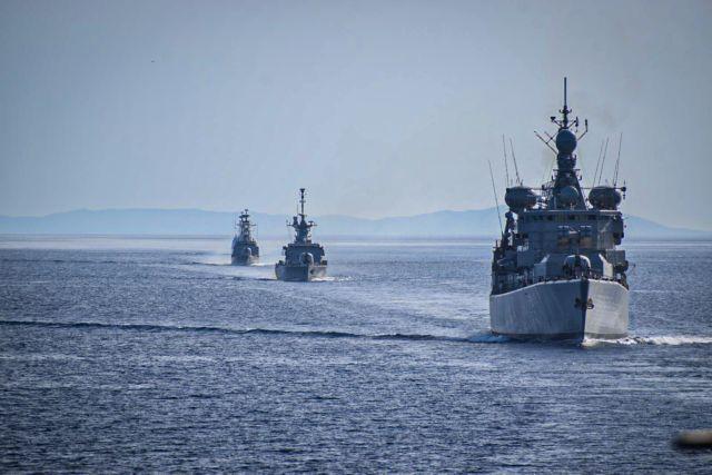 Turqia tërheq telat e sfidave me Navtex në jug të Kretës - Mesazh fuqie nga Forcat e Armatosura Greke