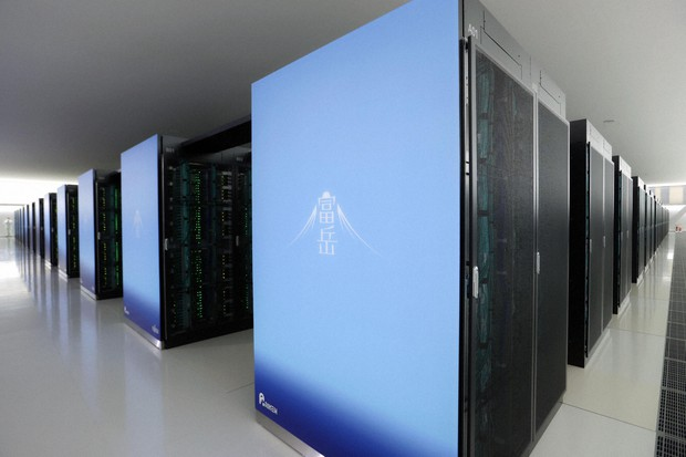 Ιάπωνες έφτιαξαν τον ισχυρότερο υπερυπολογιστή του κόσμου