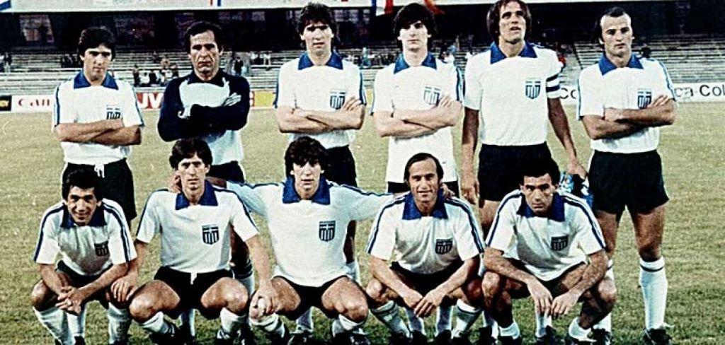 Εθνική ομάδα : 40 χρόνια από τoν πρώτο της αγώνα σε Euro