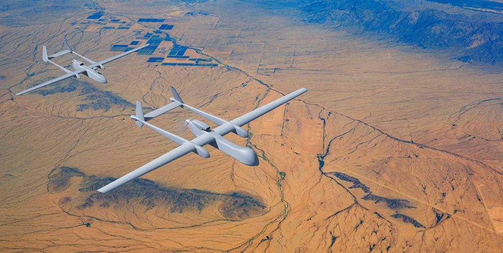 Ερχονται τα πρώτα drones που θα επιτηρούν τα ελληνικά σύνορα | in.gr