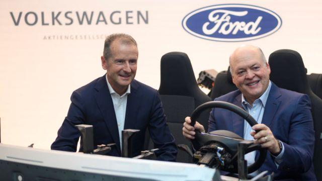 Διευρύνεται η συνεργασία VW και Ford
