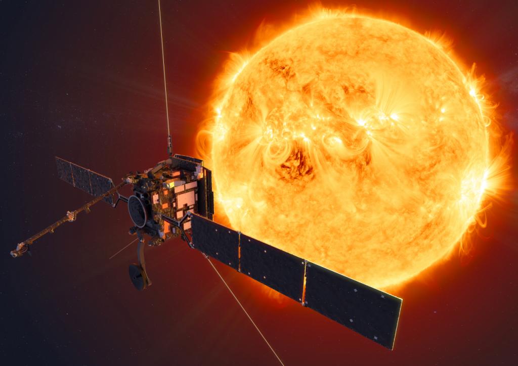 Solar Orbiter: Όλο και πιο κοντά στον Ήλιο