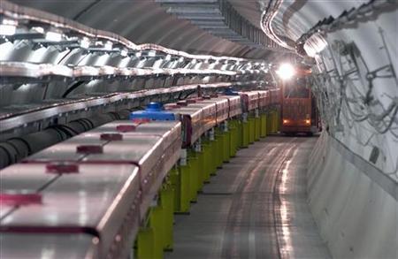 CERN :  Σχεδιάζει την κατασκευή ενός νέου κυκλικού υπερ-επιταχυντή σωματιδίων κόστους 21 δισ. ευρώ