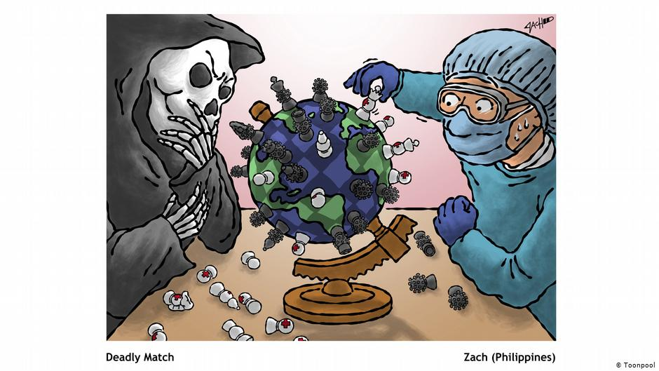 Eπιτρέπεται να γελάμε με την πανδημία του κοροναϊού;