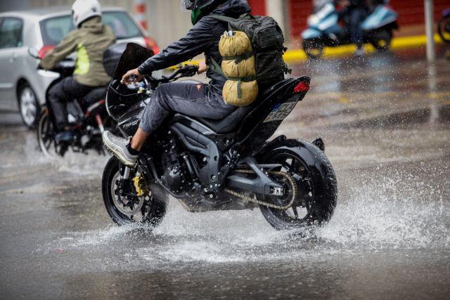Καιρός : Από το μεσημέρι της Κυριακής οι βροχές και οι καταιγίδες   in.gr