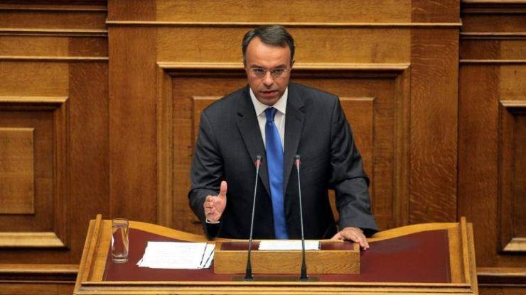 Σταϊκούρας στο MEGA : Μέχρι 7 Ιουλίου τα χρήματα από την επιστρεπτέα προκαταβολή του β΄ γύρου