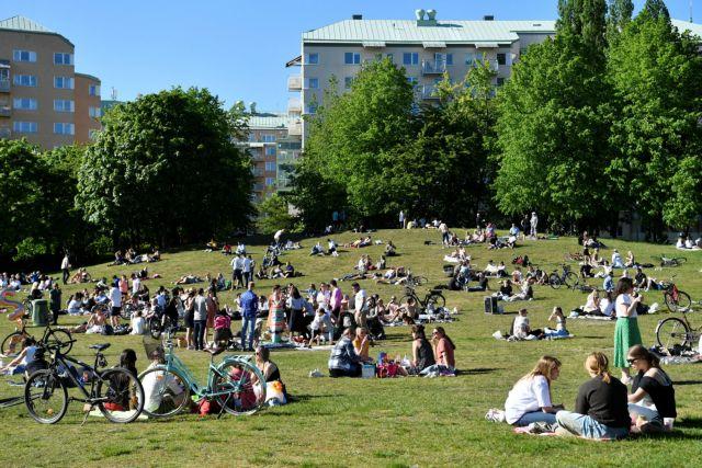 Κοροναϊός : Η Σουηδία ξεπέρασε τους 5.000 νεκρούς | in.gr