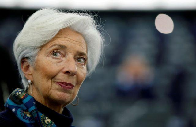Λαγκάρντ: Έρχονται «βαθιές αλλαγές» στην παγκόσμια οικονομία