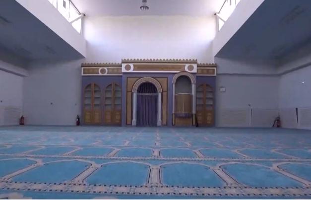 Το MEGA στο μουσουλμανικό τέμενος στο Βοτανικό – Πώς θα λειτουργήσει