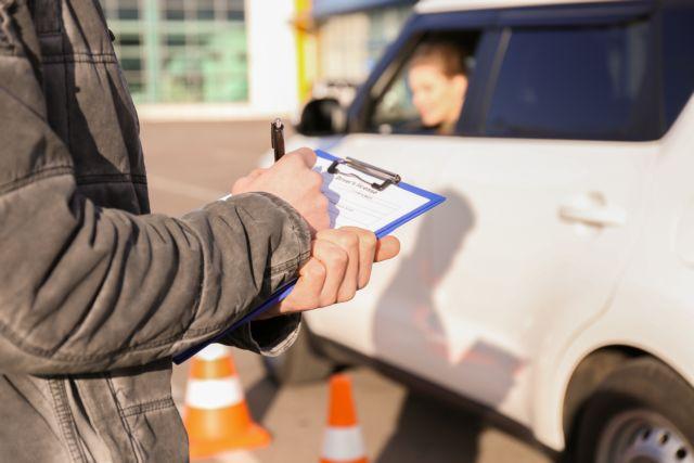 Διπλώματα οδήγησης: Τι αλλάζει στις εξετάσεις