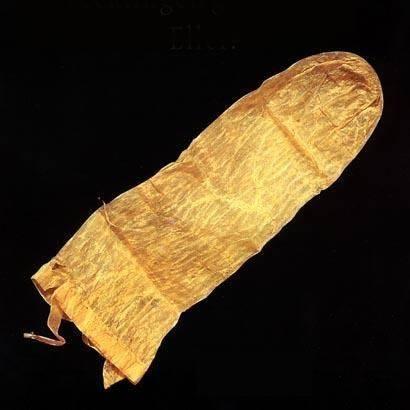 Το αρχαιότερο προφυλακτικό στον κόσμο σε… μουσείο