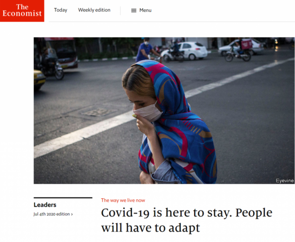 Σοκαριστικές προβλέψεις για τον κοροναϊό : Έως και 3,7 εκατ. νεκροί μέχρι την άνοιξη του 2021