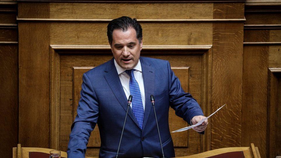 Γεωργιάδης για Ελληνικό : Ο κόσμος διψάει για το έργο – Έωλες οι «ανησυχίες» για τη χρηματοδότησή του