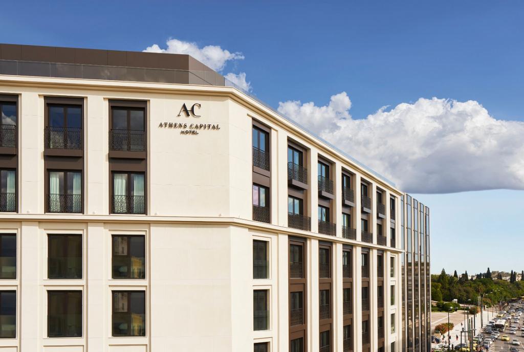 Athens Capital Hotel – MGallery: Ενα εντυπωσιακό ξενοδοχείο ανοίγει στην καρδιά της Αθήνας