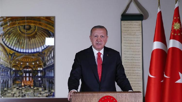 Hagia Sophia, Turkey, Russia and the West