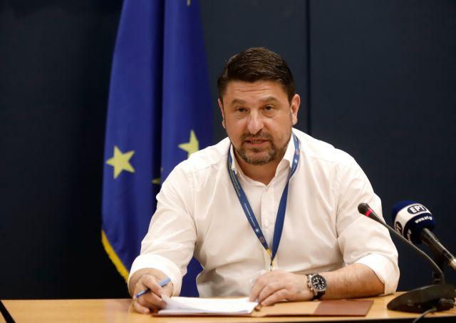 Κοροναϊός : Επιστρέφει σήμερα η ενημέρωση από τον Χαρδαλιά