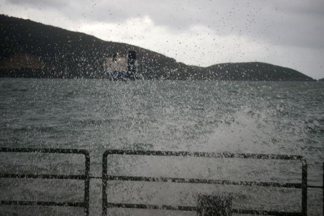 Καιρός : Άνοδος της θερμοκρασίας και 8 μποφόρ στο Αιγαίο
