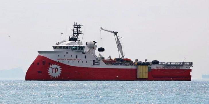 Προειδοποίηση Κομισιόν στην Τουρκία : Αρνητική εξέλιξη η Navtex για την κυπριακή ΑΟΖ