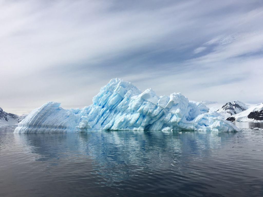 Αγωνία για την Ανταρκτική : Εντοπίστηκε η πρώτη ενεργή διαρροή μεθανίου