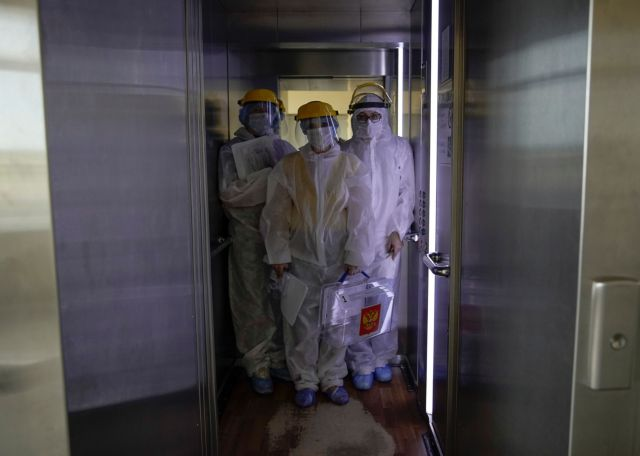 Δραματική έκκληση ΠΟΥ προς κυβερνήσεις : Δώστε τη μάχη ενάντια στην πανδημία