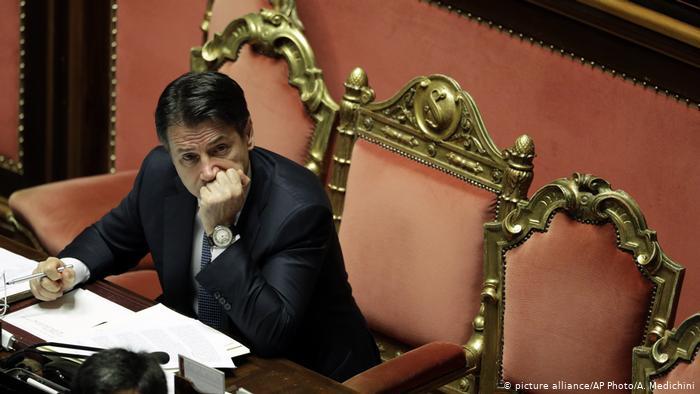 Η Ιταλία και το φάντασμα των μνημονίων